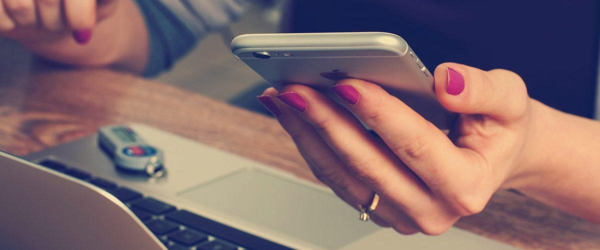Consulta de una búsqueda en móvil