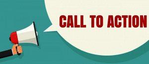 imagen mostrando una llamada a la acción. Es importante incluir un Call to Action en tus posts.