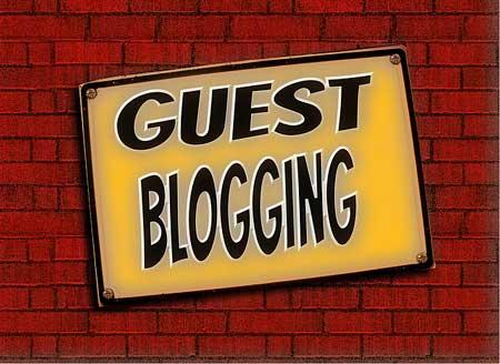 Busca blogs que permitan publicaciones de invitados para mejorar el SEO.
